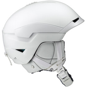 Salomon Quest Helmet Dame white